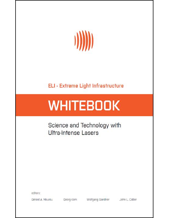 Cover Image of 2011 ELI Whitebook